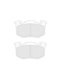 Brake pads CL Brakes RC6 rear Peugeot 206 RC 11mm