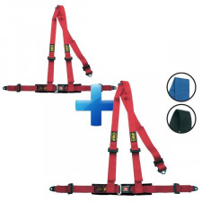 Pack of OMP Road 3 Harness - CEE