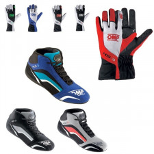Pack Karting OMP KS3 Bottines + Gants