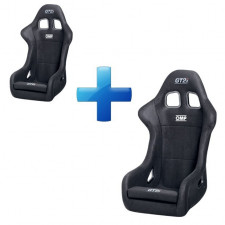 PACK BAQUET GT2i Race-L by OMP