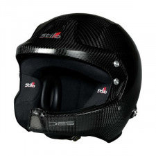 Casque Stilo WRC DES Carbone Hans Rally SA15