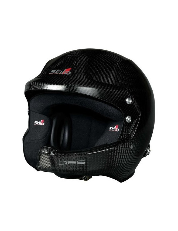 Stilo WRC DES Carbon Helmet Hans Rally SA15