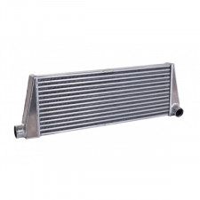 Intercooler Forge Fiat 500 Abarth montage Avant Noir
