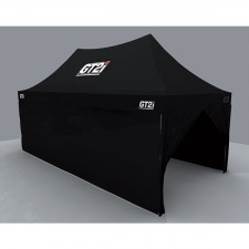 Pack Tenda + Muro Nero senza Finestra