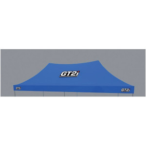 GT2i Race 2 Blue Roof for Foldable Tent
