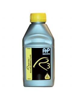 Liquide de Frein DOT 4 AP RACING R3 AP 660 500ml 204/325°C