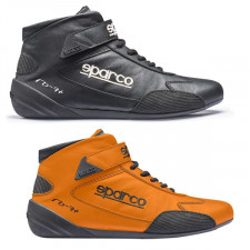 Bottines Cross RB-7 Plus Sparco FIA