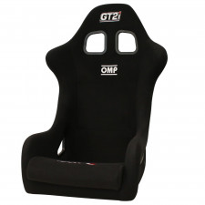 GT2i Race-L Bucket Seat in Fiber FIA By OMP