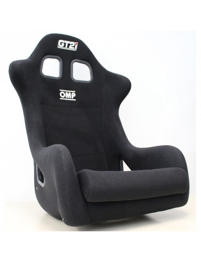 si ge baquet en fibre gt2i race l fia by omp. Black Bedroom Furniture Sets. Home Design Ideas