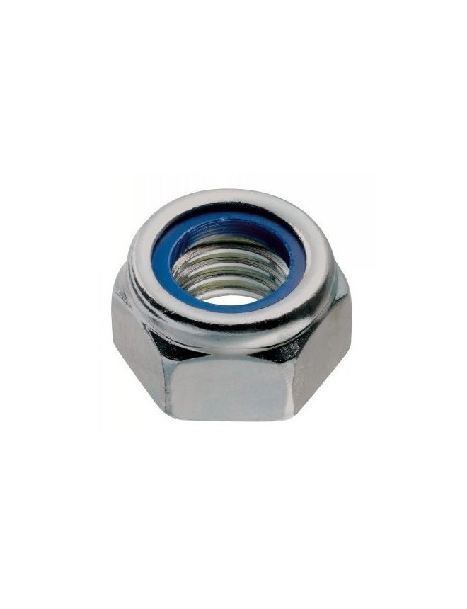 Nylock Nut M4 Stainless Steel