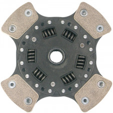 Clutch disk SACHS Performance for CITROËN BERLINGO (MF) 1.1 i (MFHDZ, MFHFX), 07.96 - - image #