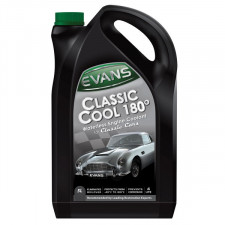 EVANS Classic Cool Waterless Coolant specially for Vintage Cars 5 Liters
