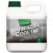 EVANS Vintage Cool Waterless Coolant for Pre-war Vehicles 2 Liters