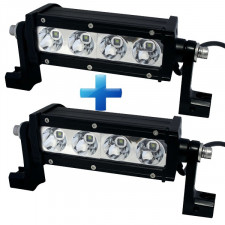 LED RACING 2xPRO 4 Pack