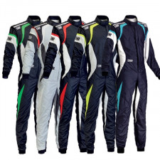FIA OMP One Evo Suit