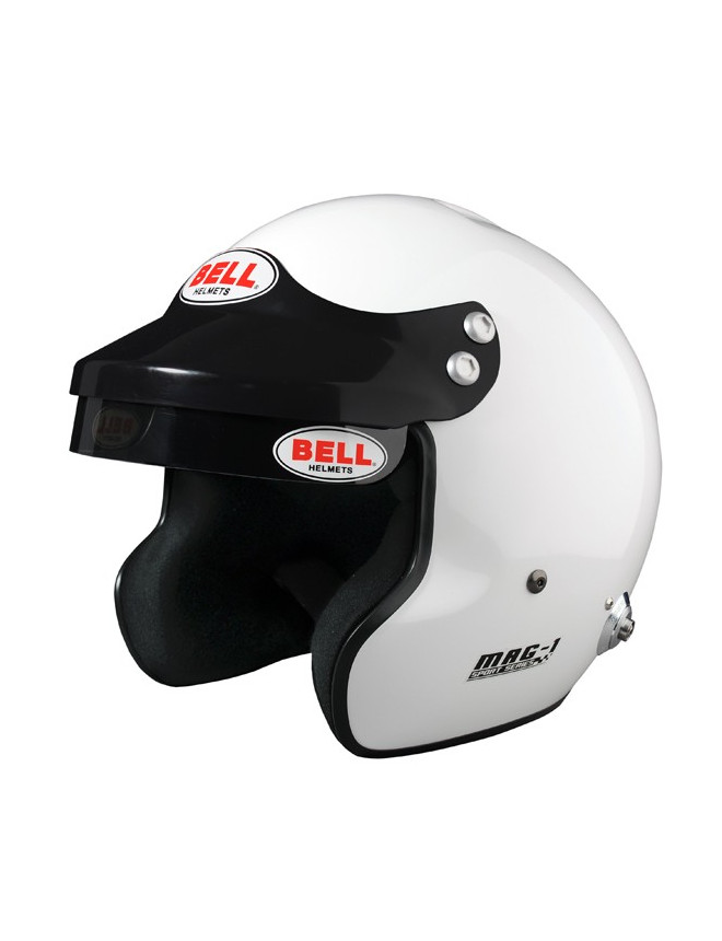 Casque BELL MAG-1 + clips HANS