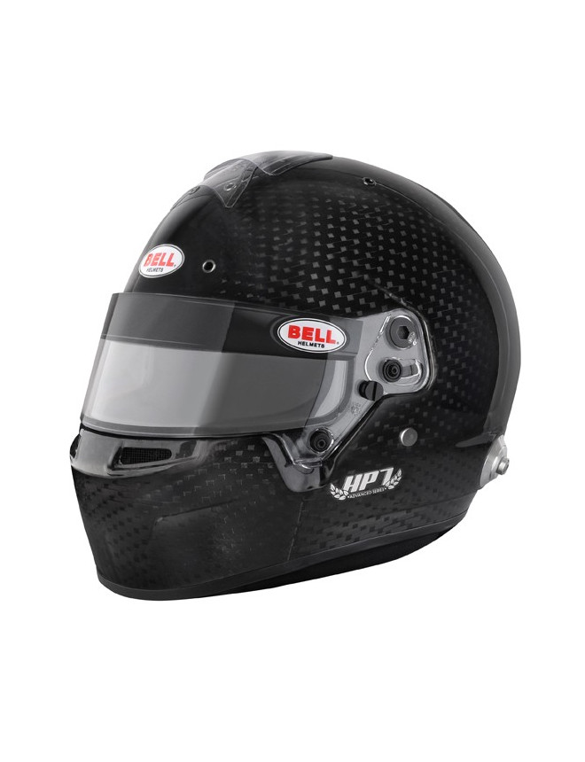 Bell HP7 CARBON Helmet without chin spoiler