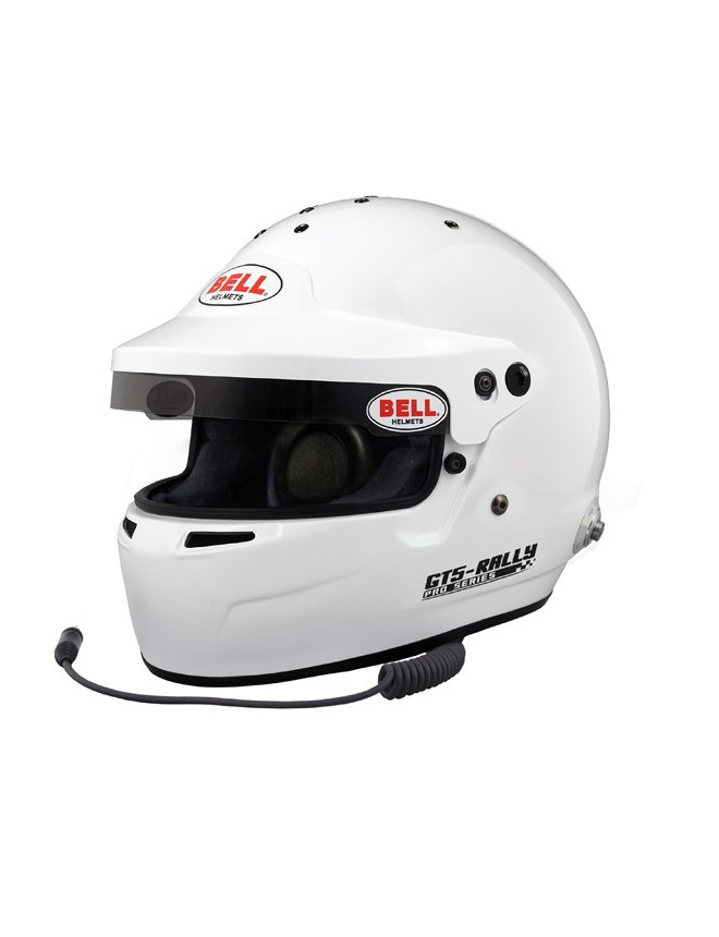 Casque Bell GT5 RALLY + clip HANS