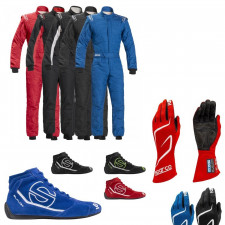 SPARCO Driver FIA Pack First Prize