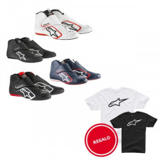 Bottines Alpinestars Supermono + Tshirt Offert
