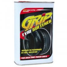 Trattamento Pneumatici Miglioramento Grip Tyre Softener 1L