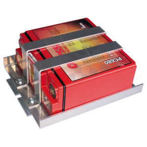 Support pour Batterie Odyssey Alu Fixation Simple ER35 / PC925