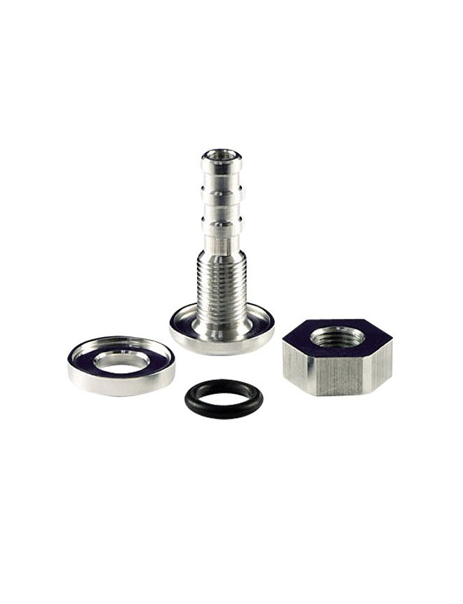 Revotec Self Sealing Fitting for Hose 5mm (Stainless Steel)