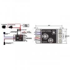 Coupe circuit Electronique GT Cartek