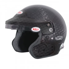 Bell HP9 CARBON Helmet and HANS clips