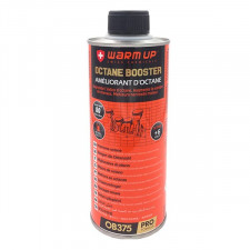 WARM UP® Octane Booster +6 points Additive 375mL