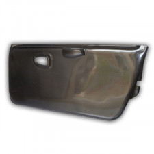 Door Panels Kit Renault Clio 2 Front and Rear Carbon