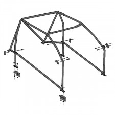 Sparco Rollcage Peugeot 205 GTI