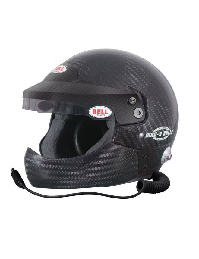 casque bell mag 9 carbon rally hcb gt2i. Black Bedroom Furniture Sets. Home Design Ideas
