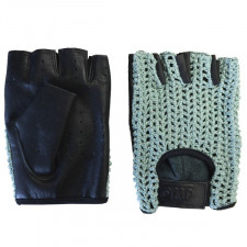 OMP Tazio Black Gloves