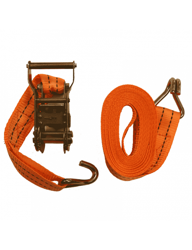 Ratchet Strap for Towage 35mmX6M 2T