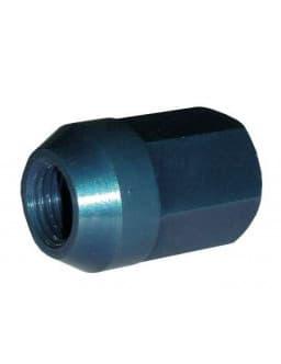 Conical Nut 12x150 Alu 7075 Blue