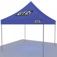 Pack GT2i Club Tent with Blue Wall with Window