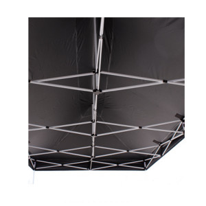 Pack GT2i Club Tent with Black Wall with Window