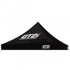 Pack Black GT2i Club Tent Roof + Frame