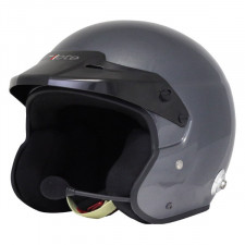 Pilote Pro Intercom Helmet + Hans Club Series 20° Size M-L Pack