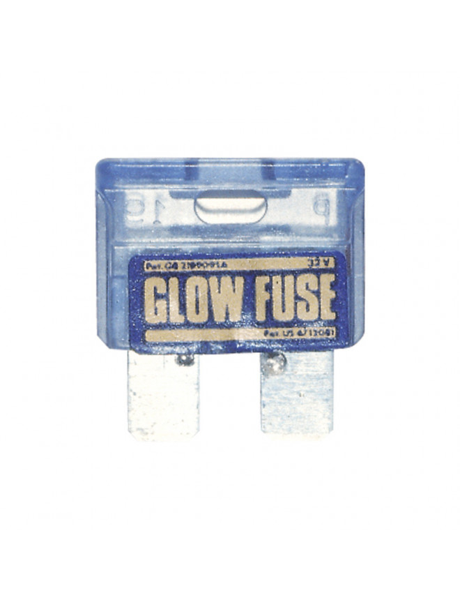 15 Amps Glow Fuse