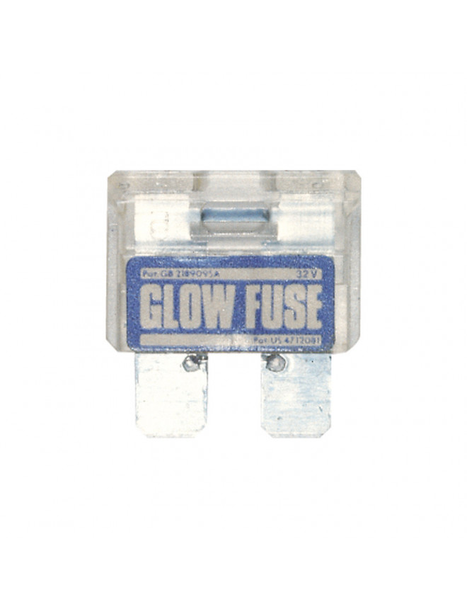 25 Amps Glow Fuse
