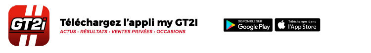 Application mobile My GT2i