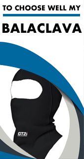 Choose well your FIA balaclava thanks to our size chart and approvals
